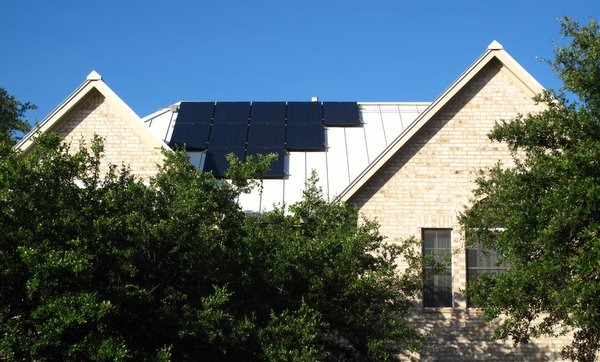 Home Solar Plant - Small